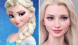 Enlace a ¿Y si los personajes Disney fueran reales?: Un artista usa inteligencia artificial para responder a esta pregunta