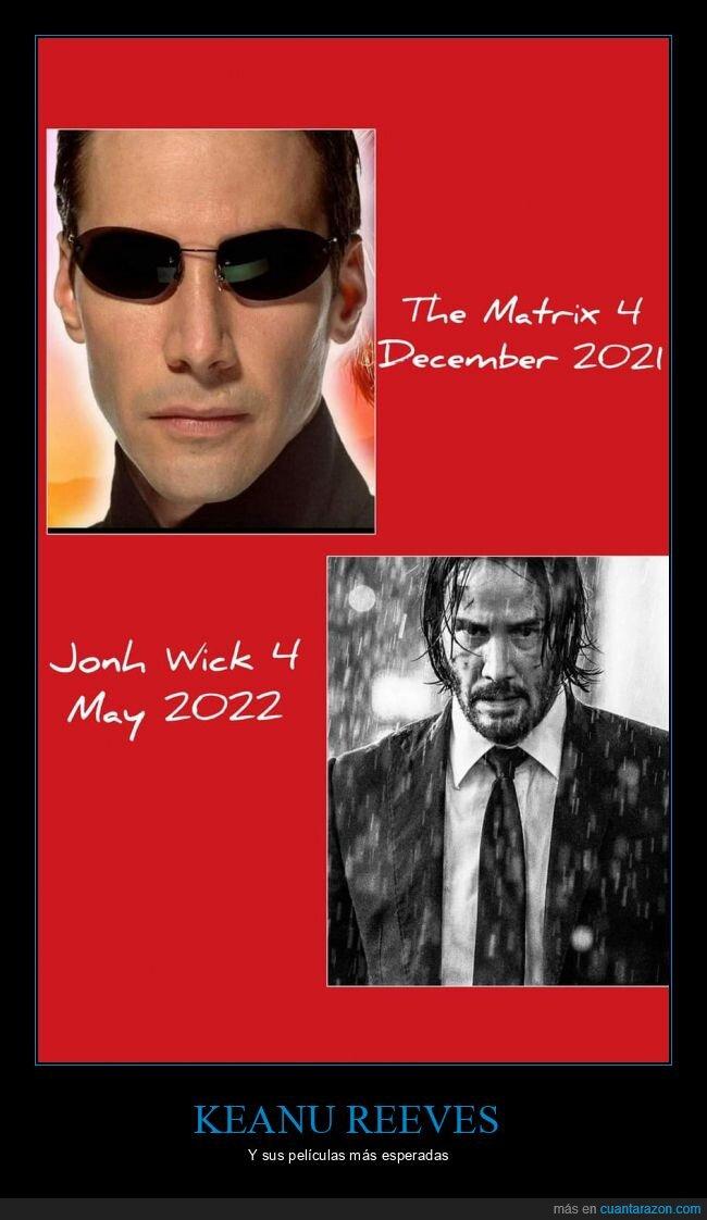 john wick,keanu reeves,matrix,películas