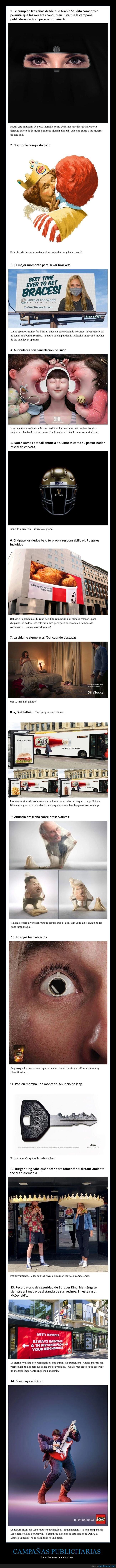campañas publicitarias,momento ideal
