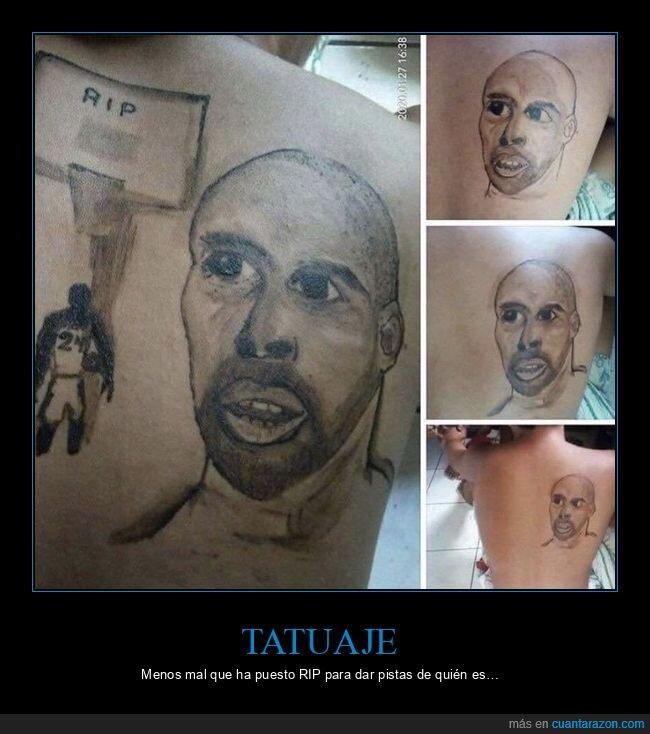 fails,kobe bryant,tattoo