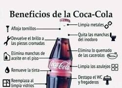Enlace a La Coca-Cola no es tan mala como la pintan...