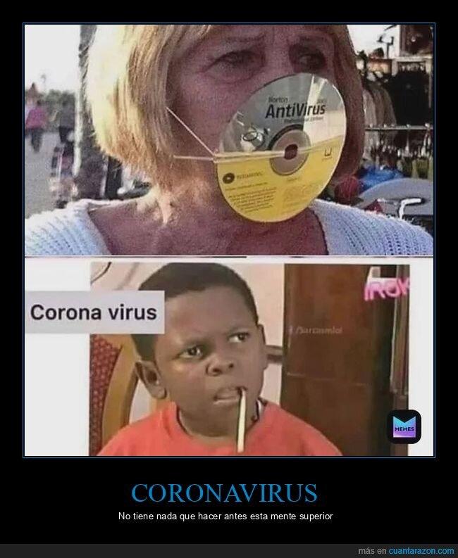 antivirus,coronavirus,mascarilla