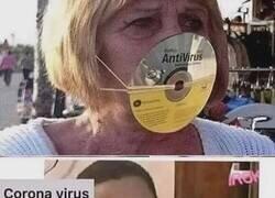 Enlace a Si pone antivirus tiene que funcionar