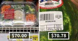 Enlace a Esta mujer comparte el precio de la fruta y verdura en su zona después de que los veganos intentaran hacerla sentir culpable