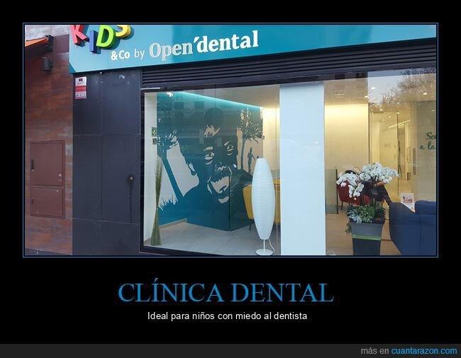 dentista,miedo