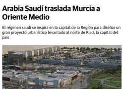 Enlace a Murcia internacional