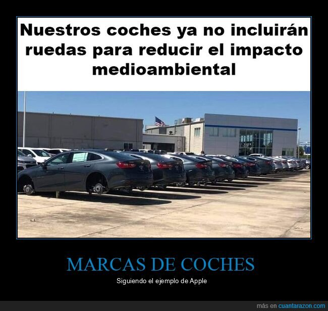 apple,coches,iphone,medio ambiente,ruedas