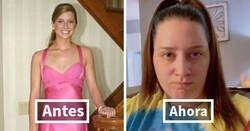 """Enlace a Mujeres más que """"triunfaron"""" en el instituto comparten sus fotos en un desafío sobre """"echarse a perder"""""""