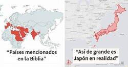 Enlace a Mapas inusuales que quizá cambien tu perspectiva de las cosas