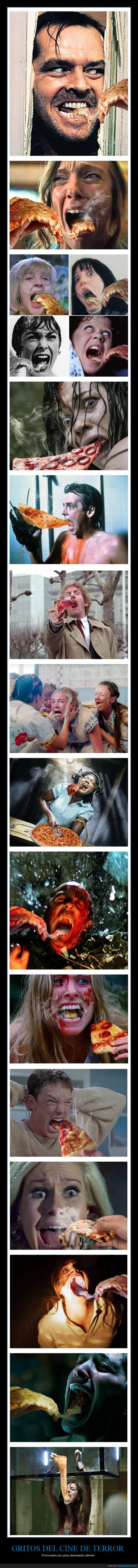 caliente,cine,gritos,photoshop,pizza,terror