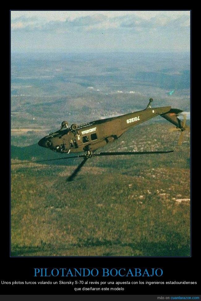 apuesta,bocabajo,helicóptero