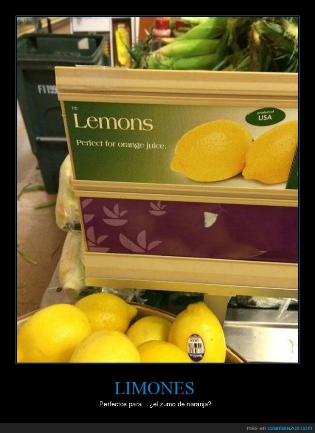 fails,limones,naranja,zumo