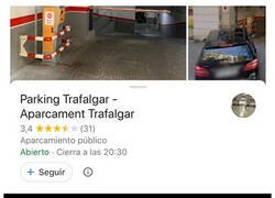 Enlace a Sucedió en un parking
