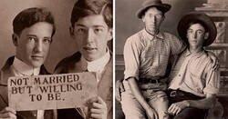 """Enlace a Este álbum de fotografías antiguas de parejas masculinas muestra lo que los libros de Historia parecen """"olvidar"""""""