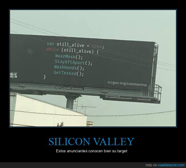 anuncio,silicon valley