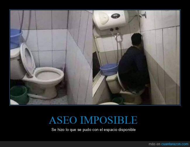 aseo,váter,wtf