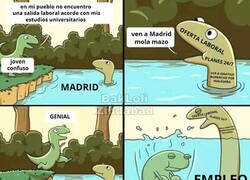 Enlace a La trampa de Madrid
