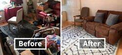 Enlace a 'Limpieza de 50 horas': El servicio de limpieza comparte las fotos de antes y después de limpiar la casa de un anciano viudo que parecía infernal