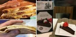 Enlace a Restaurantes que lograron engañarnos con las fotos de sus platos
