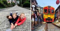 Enlace a Las 10 calles más raras del mundo