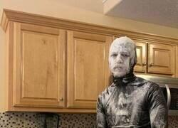 Enlace a Liada en la cocina