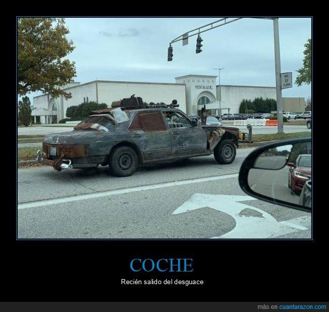coche,cutre,wtf
