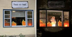 Enlace a Decoraciones de Halloween para el año 2020 que son tan terroríficas como divertidas