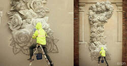 Enlace a Graffitis que transforman el entorno donde los pintaron