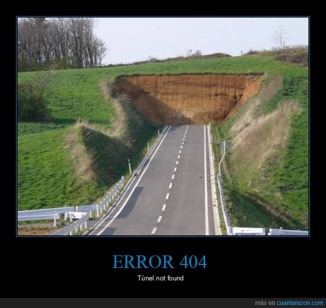 carretera,túnelwtf