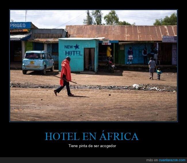 áfrica,hotel