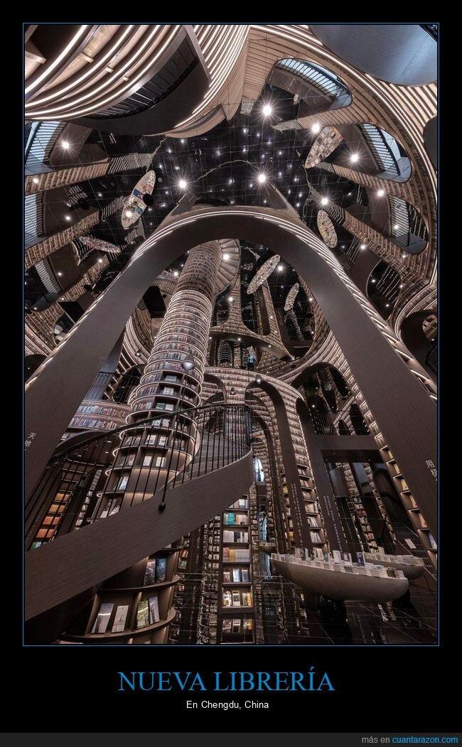 curiosidades,librería