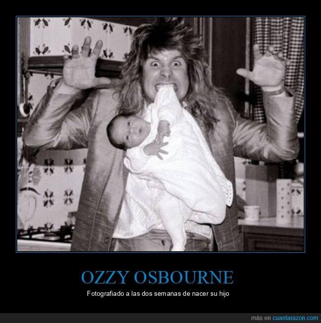 hijo,ozzy osbourne