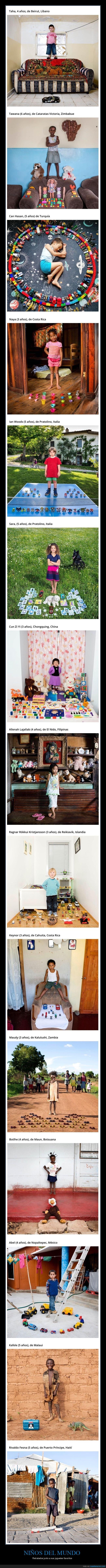 juguetes,niños,países