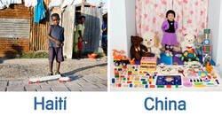 Enlace a Un fotógrafo retrata a niños de todo el mundo junto a sus juguetes favoritos
