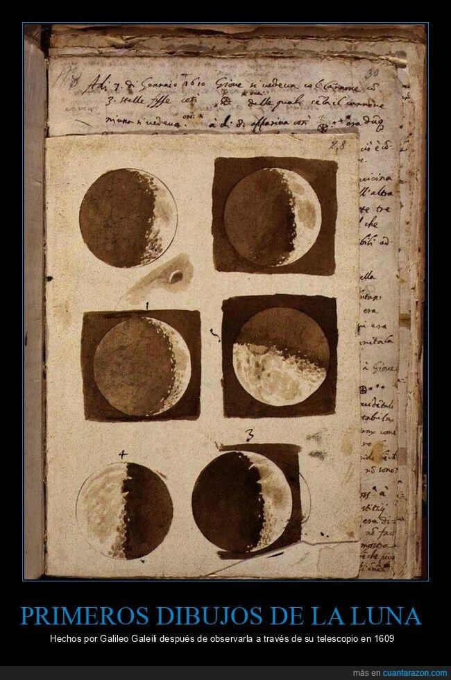 dibujos,galileo,luna