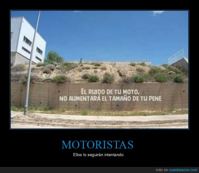 graffitis,moto,ruido