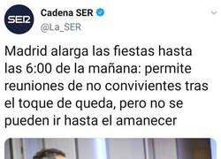 Enlace a En Madrid hay que ir a tope sí o sí