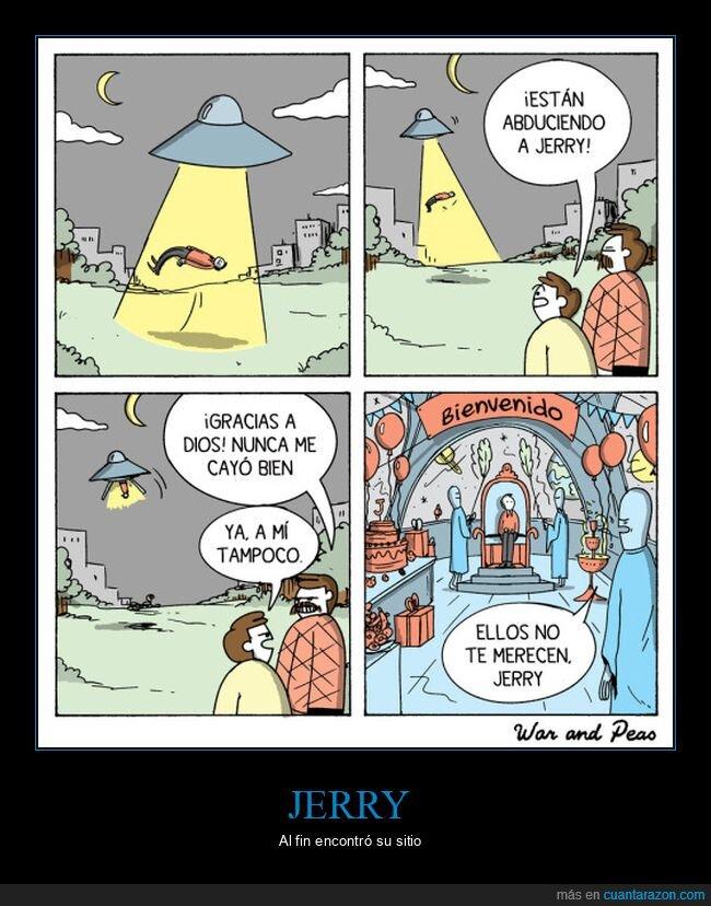abduciendo,caer bien,extraterrestres