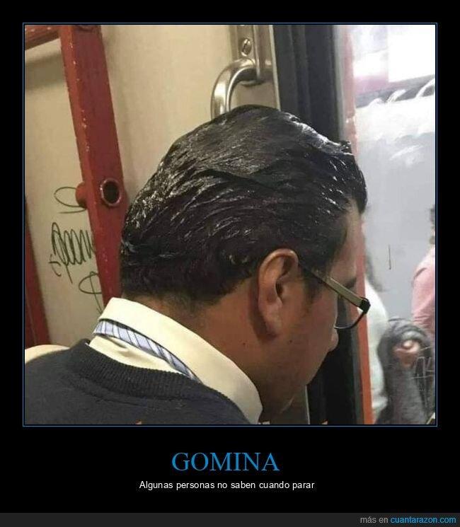 gomina,pelo,wtf
