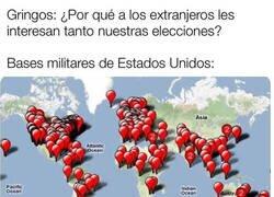 Enlace a Elecciones de interés mundial