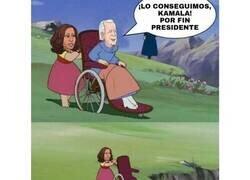 Enlace a Presidente Biden