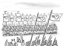 Enlace a Guerra santa