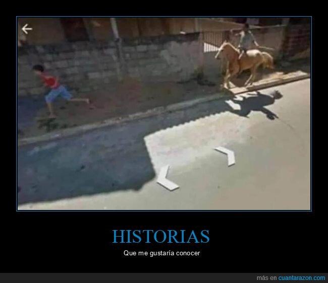 caballo,persiguiendo,wtf