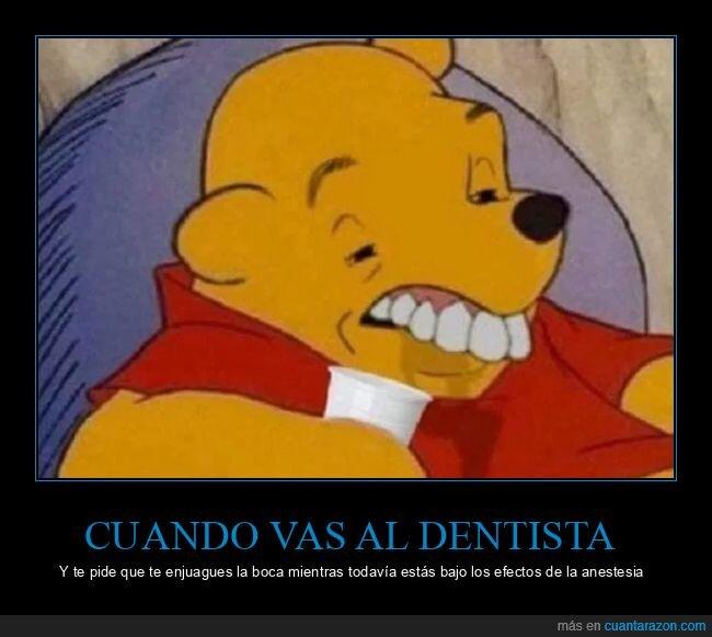 anestesia,dentista,enjuagar