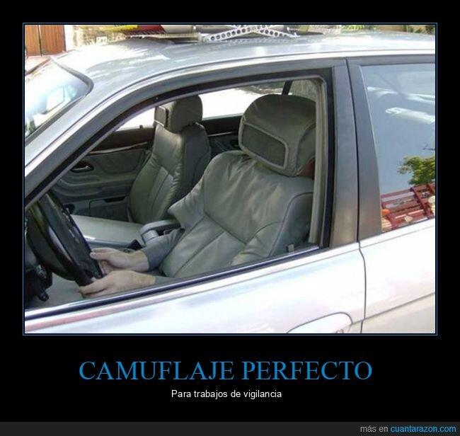 asiento,camuflaje,coche