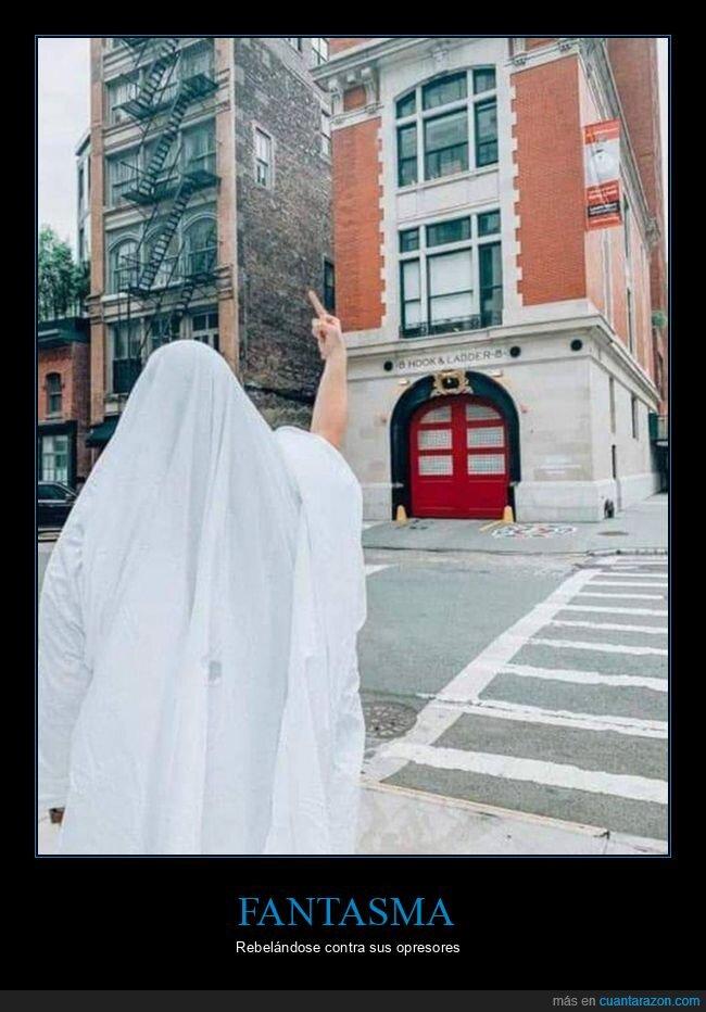 cazafantasmas,edificio,fantasma