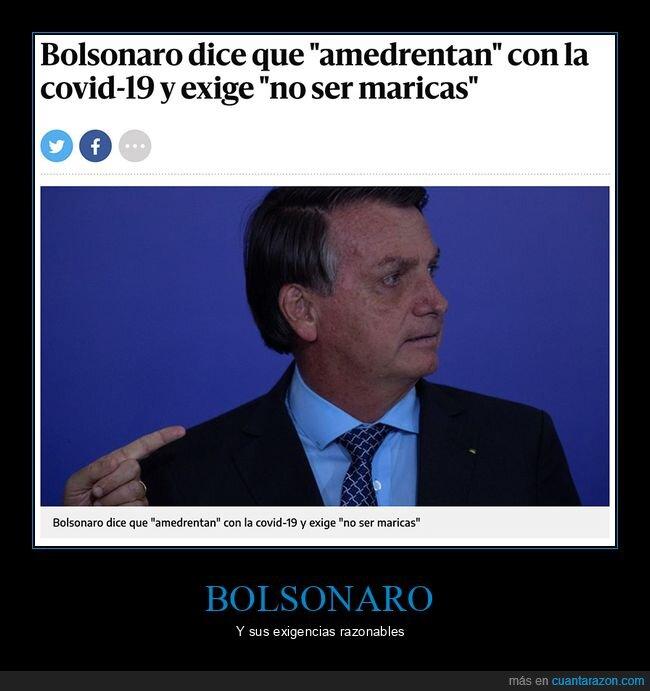 bolsonaro,coronavirus,políticos
