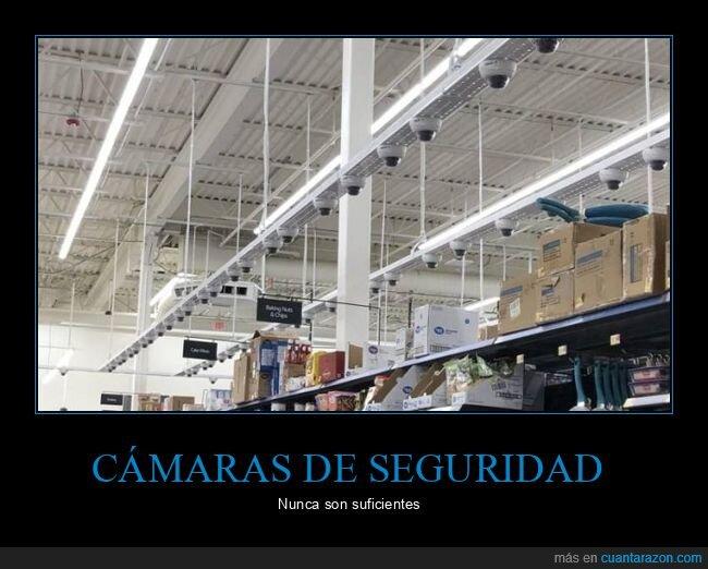 cámaras,tienda,wtf