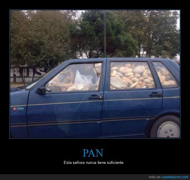 coche,pan,wtf