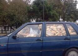 Enlace a La compra de pan de todo el año
